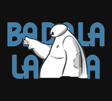Baymax BA Da La La  One Piece - Short Sleeve