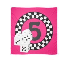 Bunco Dices - Table No Five VRS2 Scarf