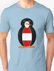 Austrian Penguin Unisex T-Shirt
