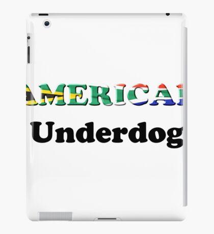 American Underdog - South Africa iPad Case/Skin