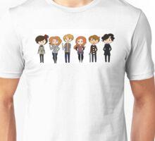 Who-Lock Unisex T-Shirt