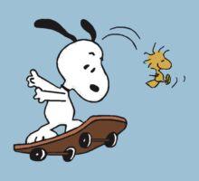 Snoopy Skate Baby Tee