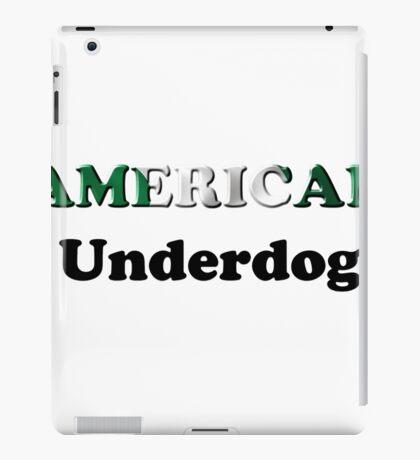 American Underdog - Nigeria iPad Case/Skin