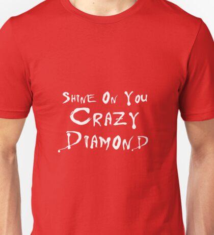 Pink Floyd - Shine On You Crazy Diamond Unisex T-Shirt