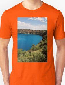 0855 Blue Lake - Mount Gambier Unisex T-Shirt