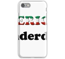 American Underdog - Kuwait iPhone Case/Skin