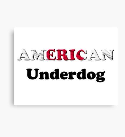American Underdog - Japan Canvas Print