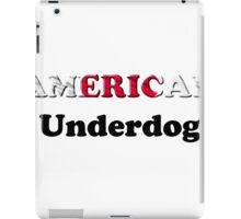 American Underdog - Japan iPad Case/Skin