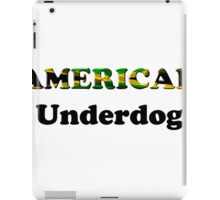 American Underdog - Jamaica iPad Case/Skin