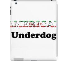 American Underdog - Iran iPad Case/Skin
