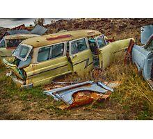 Ford Wagon Photographic Print