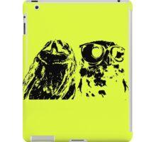 Wise Guys Black iPad Case/Skin