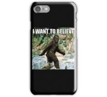 Chewy in the woods iPhone Case/Skin