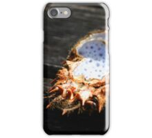 Spider from The Worm's Head iPhone Case/Skin