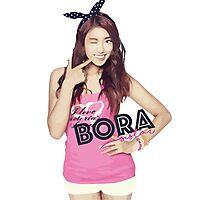 SISTAR - Bora Photographic Print