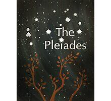 The Pleiades Photographic Print
