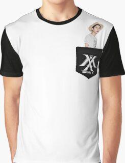 Pocket Idol - Monsta X - Jooheon Graphic T-Shirt