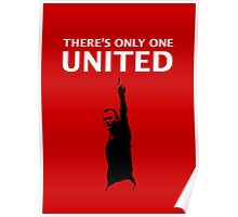 Only One United Poster