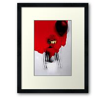 Rihanna - Anti Framed Print
