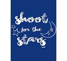 Shoot for the stars Photographic Print