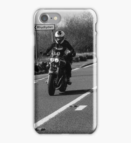The Bikers I iPhone Case/Skin