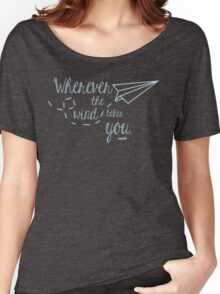 Let yourself go Women's Relaxed Fit T-Shirt