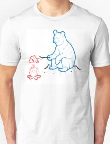 Da Bears - Camping Unisex T-Shirt