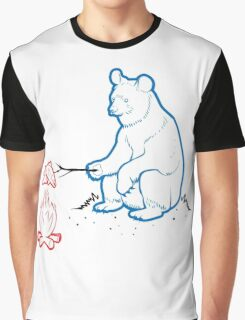 Da Bears - Camping Graphic T-Shirt