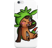 Adorable Chespin! iPhone Case/Skin