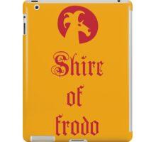 Shire of Frodo iPad Case/Skin