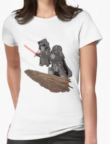 Star Wars The Lion King Womens Fitted T-Shirt