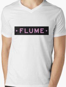 Flume Mens V-Neck T-Shirt