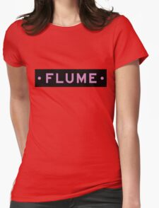 Flume Womens Fitted T-Shirt