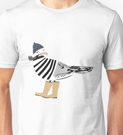 Fisher seagull Unisex T-Shirt