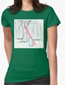 Da Bears - Climbing Womens Fitted T-Shirt