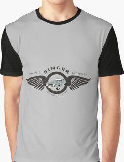Supernatural inspired: 'Singer Auto Salvage Yard' - Bobby Singer (Minimalist Geek Chic) Graphic T-Shirt