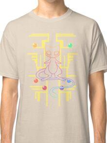 Ancient Mew - Black Background Classic T-Shirt