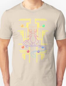 Ancient Mew - Black Background T-Shirt