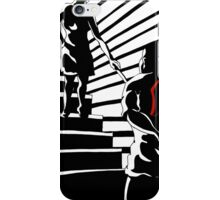 Crime in the Film Noir  iPhone Case/Skin