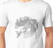 Bayonetta Smash - Grey Unisex T-Shirt