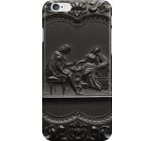 The Chess Players iPhone Case/Skin