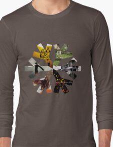 Snow Patrol Snowflake Albums Long Sleeve T-Shirt