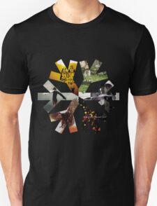 Snow Patrol Snowflake Albums Unisex T-Shirt