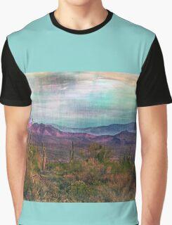 Desert Paints Graphic T-Shirt