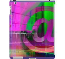 communication iPad Case/Skin