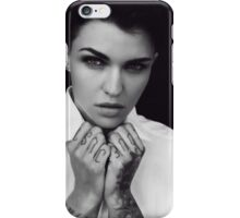 ruby rose 2 iPhone Case/Skin