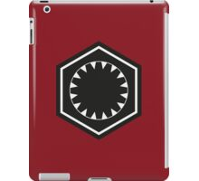 Star Wars First Order Logo iPad Case/Skin