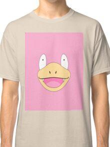 Slowpoke - Pink Pokemon Classic T-Shirt