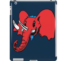 Elephant in the room iPad Case/Skin
