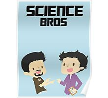Tony & Bruce Poster
